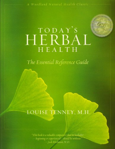 9781580544160: Today's Herbal Health: The Essential Reference Guide