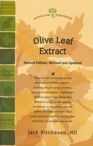9781580544412: Olive Leaf Extract (Woodland Health)