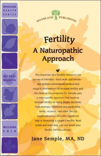Fertility: A Naturopathic Approach (Woodland Health): Jane Semple MA ND