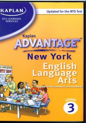 Advantage New York English Language Arts Grade: K12 Learning services