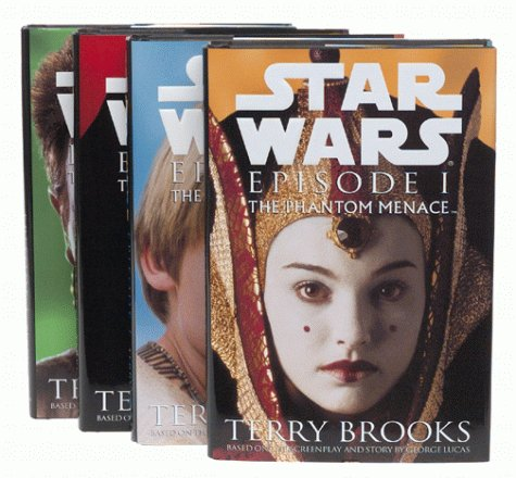 9781580601306: Star Wars Episode I: The Phantom Menace (4 Different Cover Set)