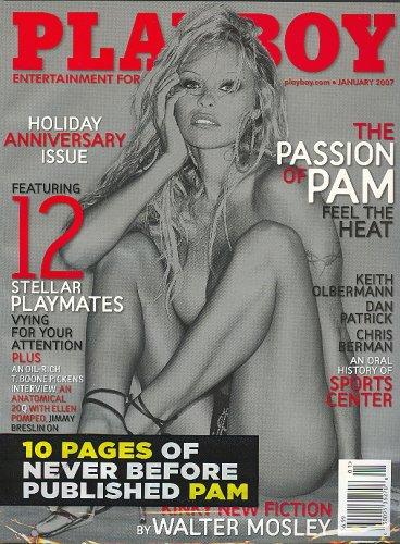 9781580603782: Playboy Magazine, January 2007