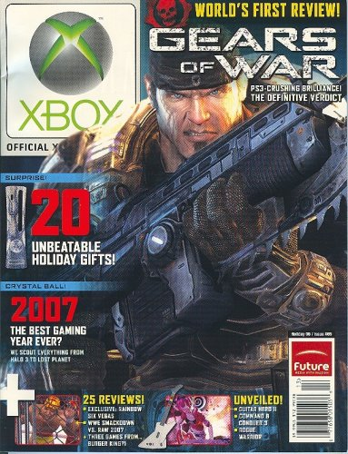 9781580603997: The Official X-Box Magazine, January 2007 Issue