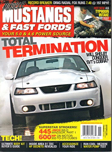 Muscle Mustangs & Fast Fords November 2006: Various
