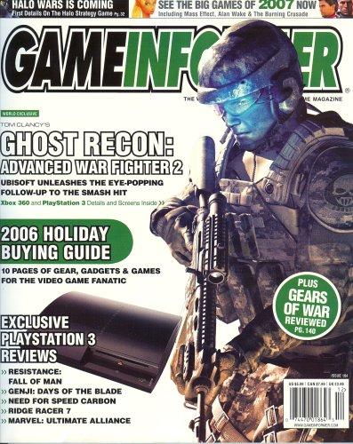 9781580606646: Game Informer, December 2006 Issue