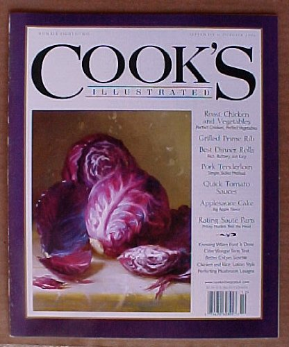 Cook's Illustrated, September 2006 Issue: Editors of Cook's Illustrated Magazine