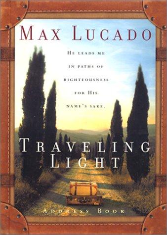 9781580615037: Traveling Light Address Book