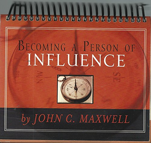 9781580615594: Becoming a person of influence
