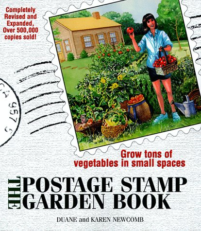 9781580621236: The Postage Stamp Garden Book