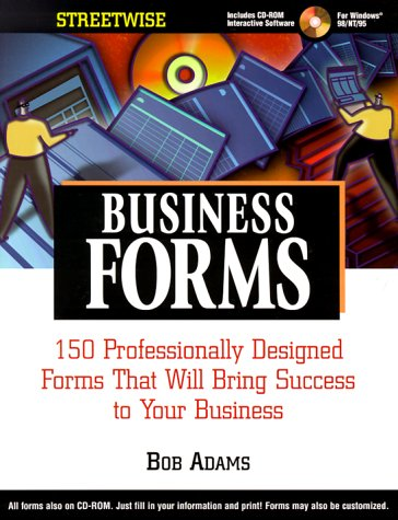 9781580621328: Streetwise Business Forms