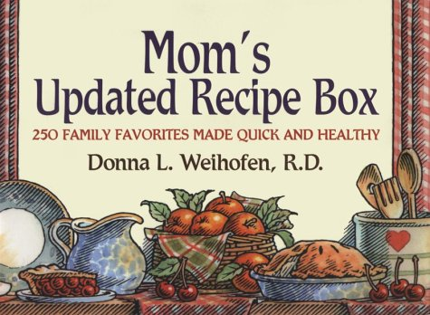 9781580622516: Mom's Updated Recipe Box