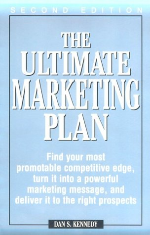 Ultimate Marketing Plan (1580622534) by Dan S Kennedy