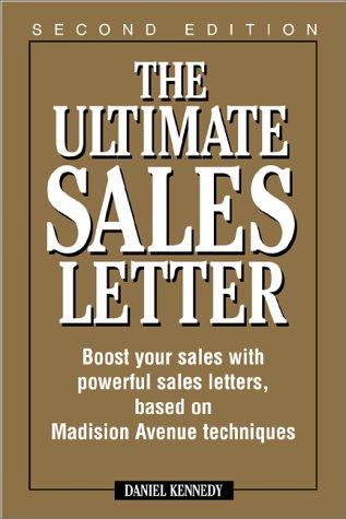 9781580622578: Ultimate Sales Letter 2nd Ed