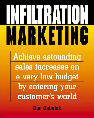9781580622639: Infiltration Marketing