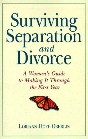 9781580623032: Surviving Separation and Divorce