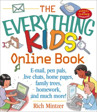 9781580623940: Kids' Everything On-Line (Everything Kids Series)