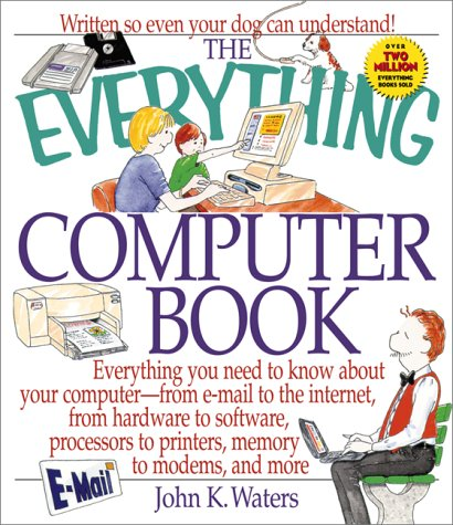 9781580624015: Everything Computer Book (Everything Series)