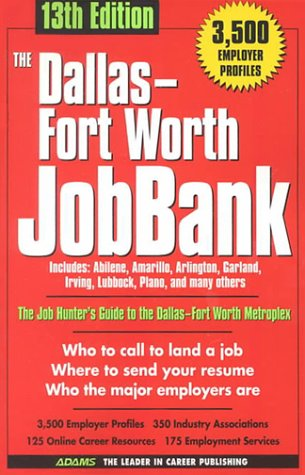 The Dallas-Fort Worth JobBank: Kelly, Michelle Roy