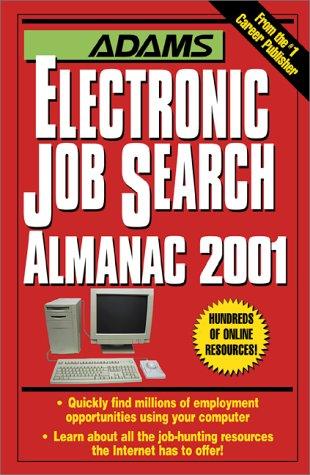 9781580624268: Adams Internet Job Search Almanac (2001-2002)