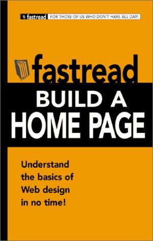 Fastread Build A Home Page: Media, Adams