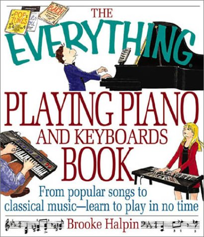 9781580626514: Everything Piano & Keyboards (Everything Series)