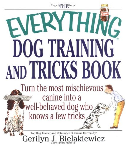 9781580626668: The Everything Dog Training and Tricks Book