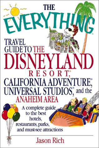 9781580627429: Everything Gd.To Disneyland Ca (Everything (History & Travel))