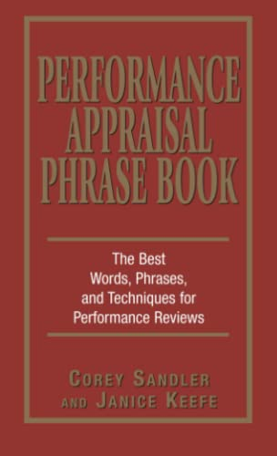 performance appraisal synopsis Introducing synopsis of eight of these studies compiled in  supervision,  performance appraisal mechanisms that lead to increasing hrh motivation and.