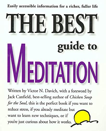 9781580630108: The Best Guide to Meditation