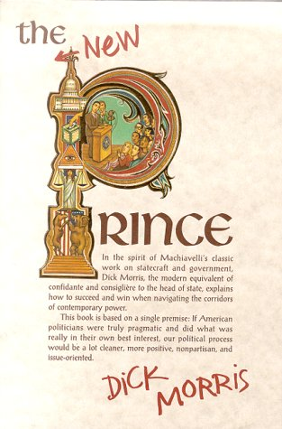9781580630795: The New Prince: Machiavelli Updated for the Twenty-First Century