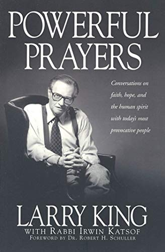9781580630863: Powerful Prayers: Conversations on Faith, Hope, and the Human Spirit with Today's Most Provocative People