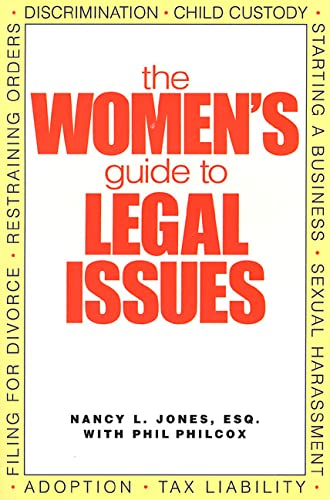 9781580631419: The Women's Guide to Legal Issues