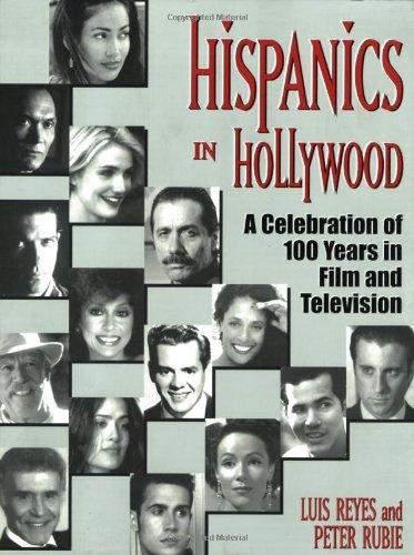 9781580650250: Hispanics in Hollywood