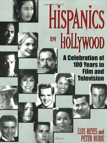 9781580650250: Hispanics in Hollywood