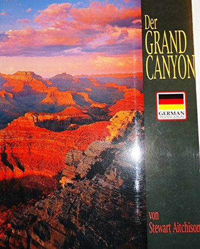 9781580710084: Grand Canyon, Window of Time: German