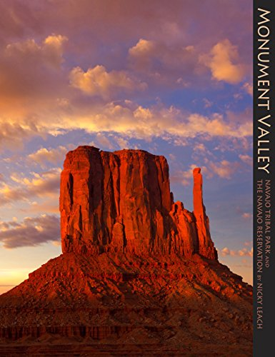 Monument Valley Navajo Tribal Park and The: Nicky Leach