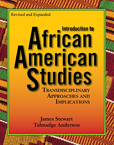 Introduction to African American Studies: James Stewart, Talmadge