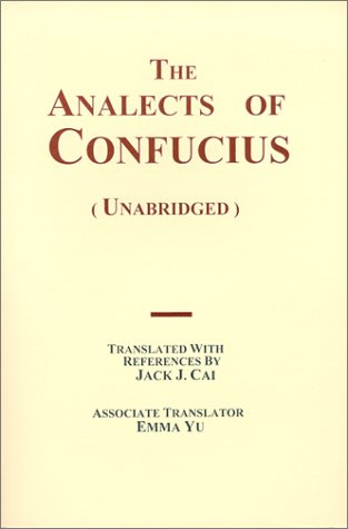 9781580755016: The Analects of Confucius (Unabridged)