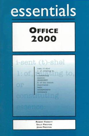 9781580760911: Office 2000 Essentials