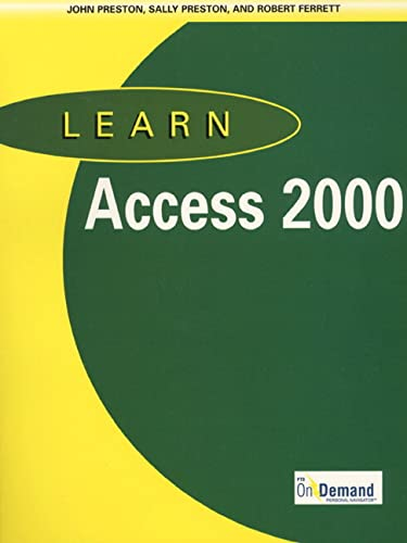 9781580762588: Learn Access (Learn S)