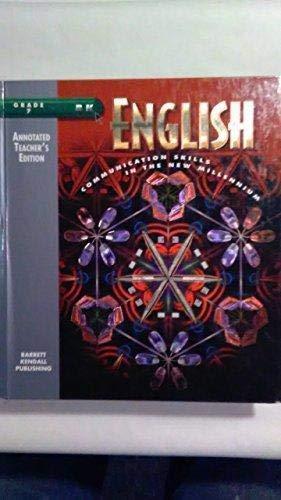BK English: Communication Skills in the New Millennium, Grade 7: Senn, J. A.; Skinner, Carol Ann