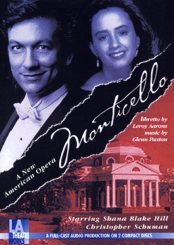 9781580811682: Monticello (Library Edition Audio CDs)