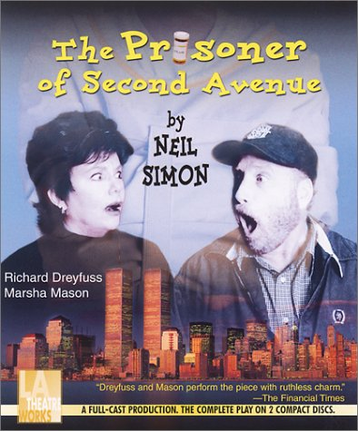 The Prisoner of Second Avenue (Library Edition Audio CDs): Neil Simon