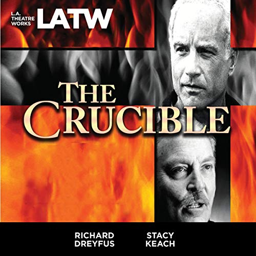 9781580812191: The Crucible (Audio Theatre Series)