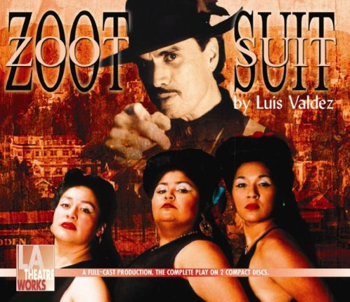 9781580812290: Zoot Suit (Library Edition Audio CDs) (Audio Theatre Series.)
