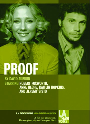 Proof (Library Edition Audio CDs) (1580812643) by David Auburn