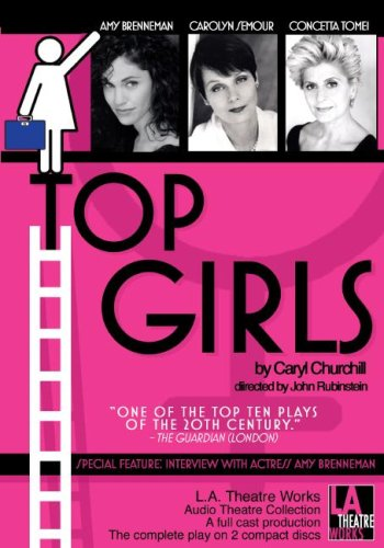 9781580813518: Top Girls (Library Edition Audio CDs)