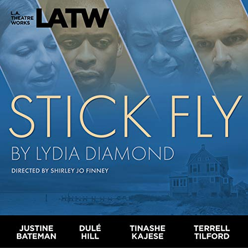 9781580813808: Stick Fly (Library Edition Audio CDs)