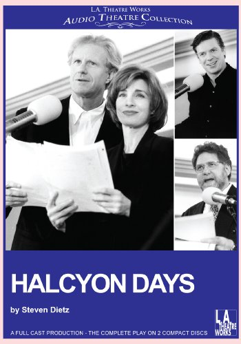 9781580816380: Halcyon Days (Library Edition Audio CDs) (L.a. Theatre Works Audio Theatre Colection)