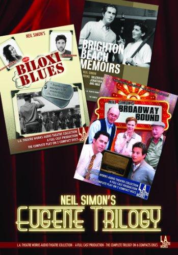 9781580817974: Neil Simon's Eugene Trilogy (Library Edition Audio CDs) (L.A. Theatre Works)